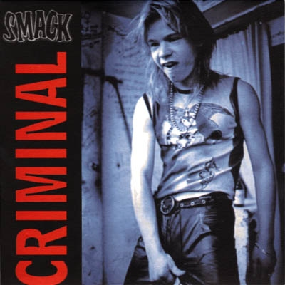 Cover of Criminal reissue-single