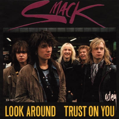 Cover of Look Around single