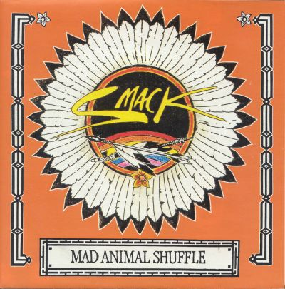 Cover of Mad Animal Shuffle single