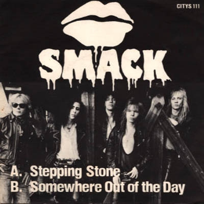 Cover of Stepping Stone single